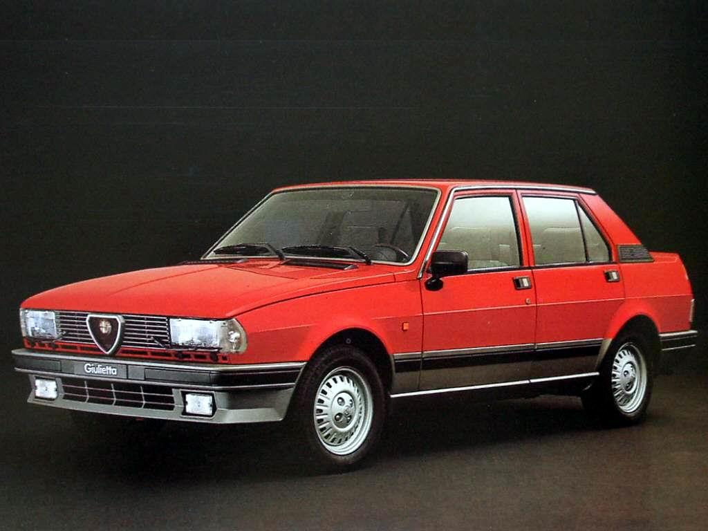 Alfa Romeo Giulietta II 1977 - 1985 Sedan #7