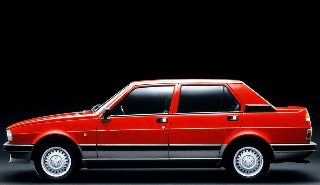 Alfa Romeo Giulietta II 1977 - 1985 Sedan #8