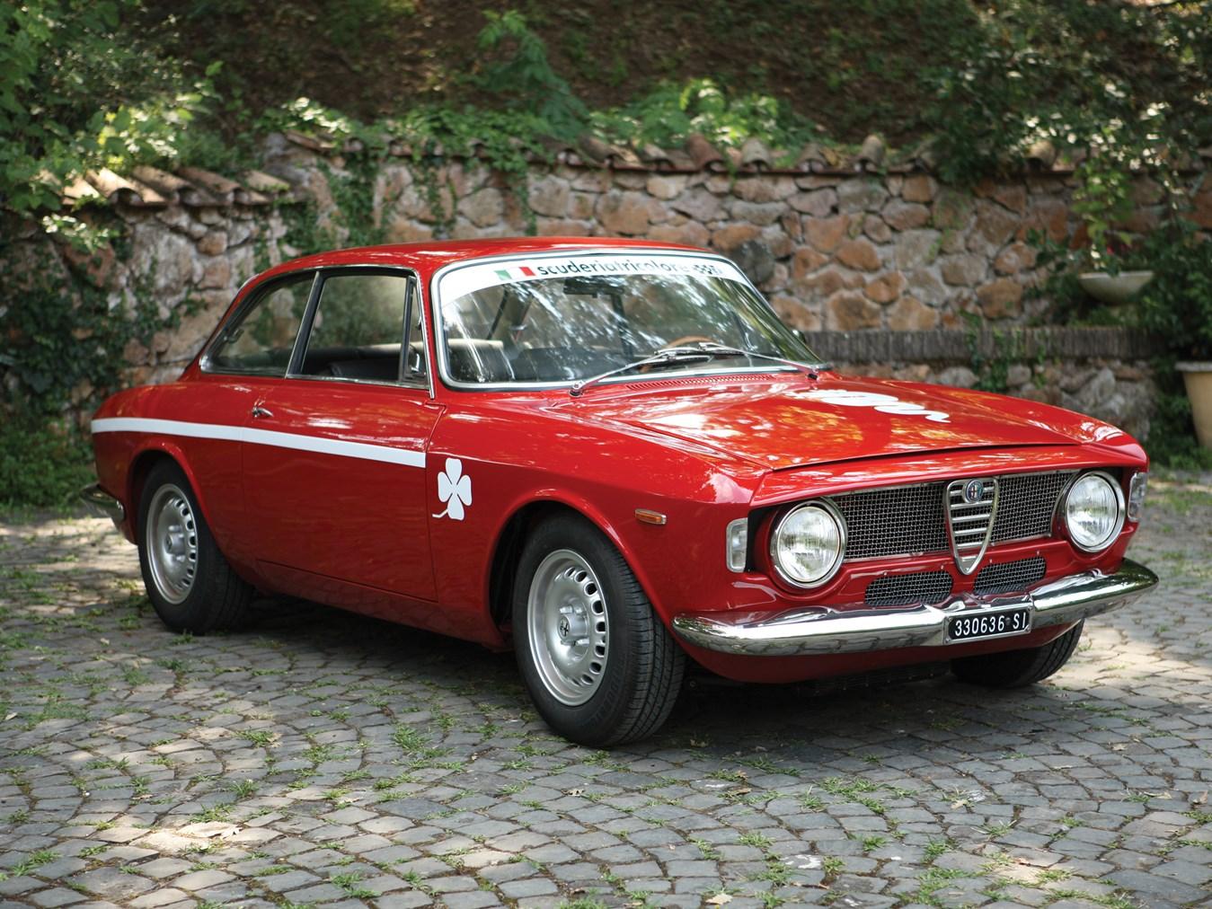 Alfa Romeo GTA Coupe 1965 - 1975 Coupe #6