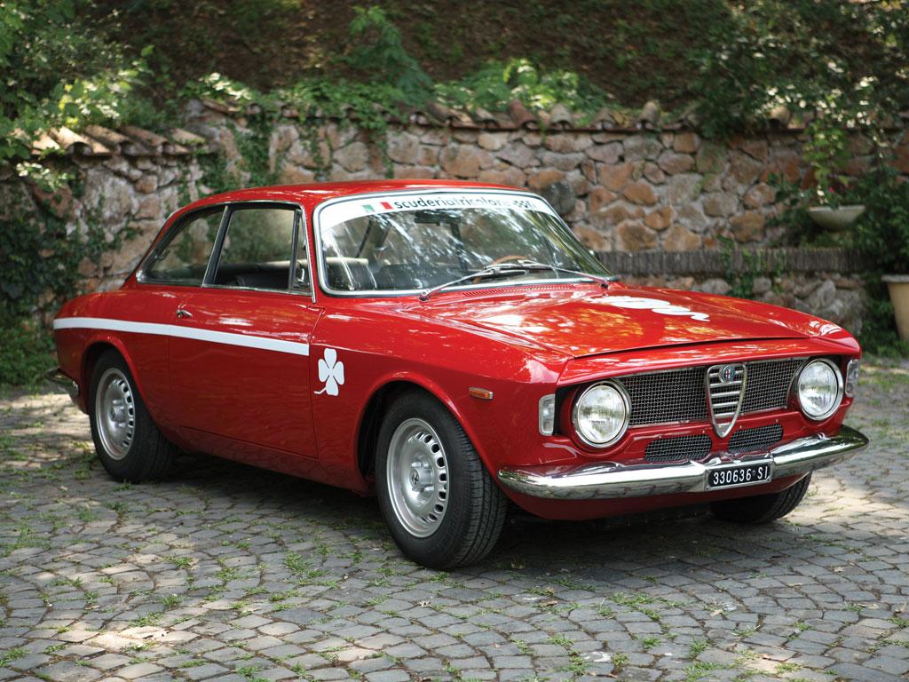 Alfa Romeo GTA Coupe 1965 - 1975 Coupe #2