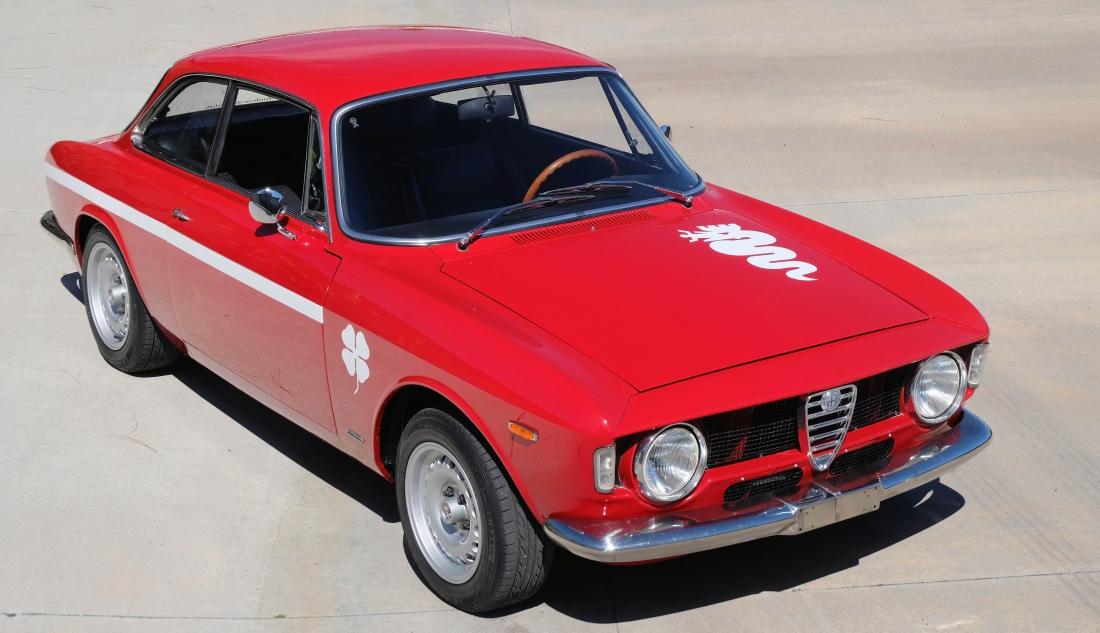 Alfa Romeo GTA Coupe 1965 - 1975 Coupe #4