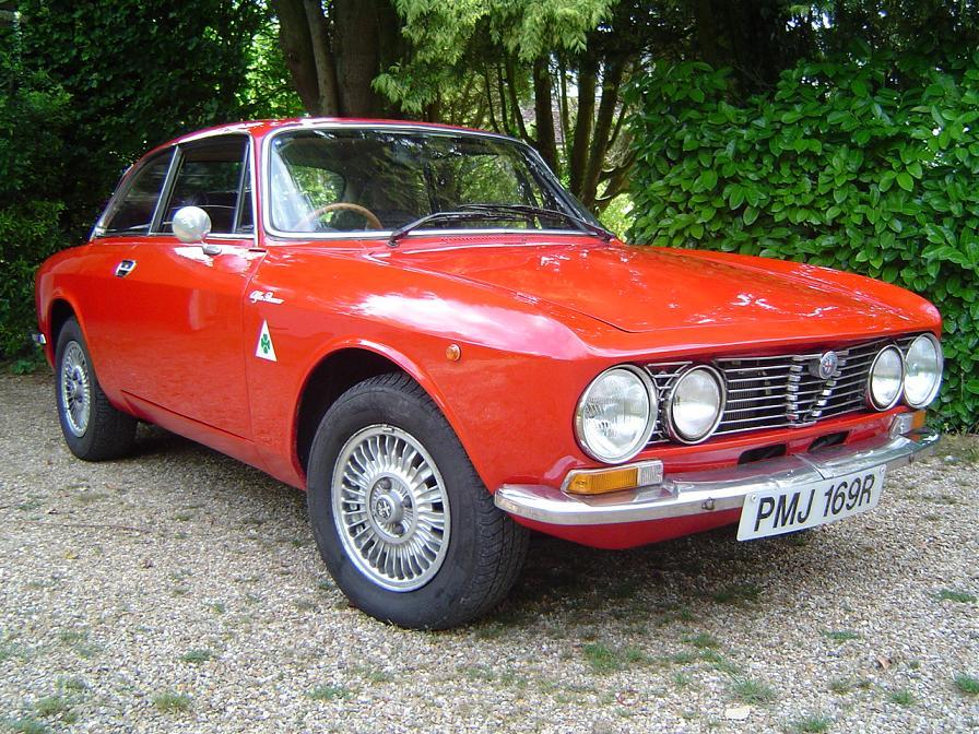 Alfa Romeo GTA Coupe 1965 - 1975 Coupe #5