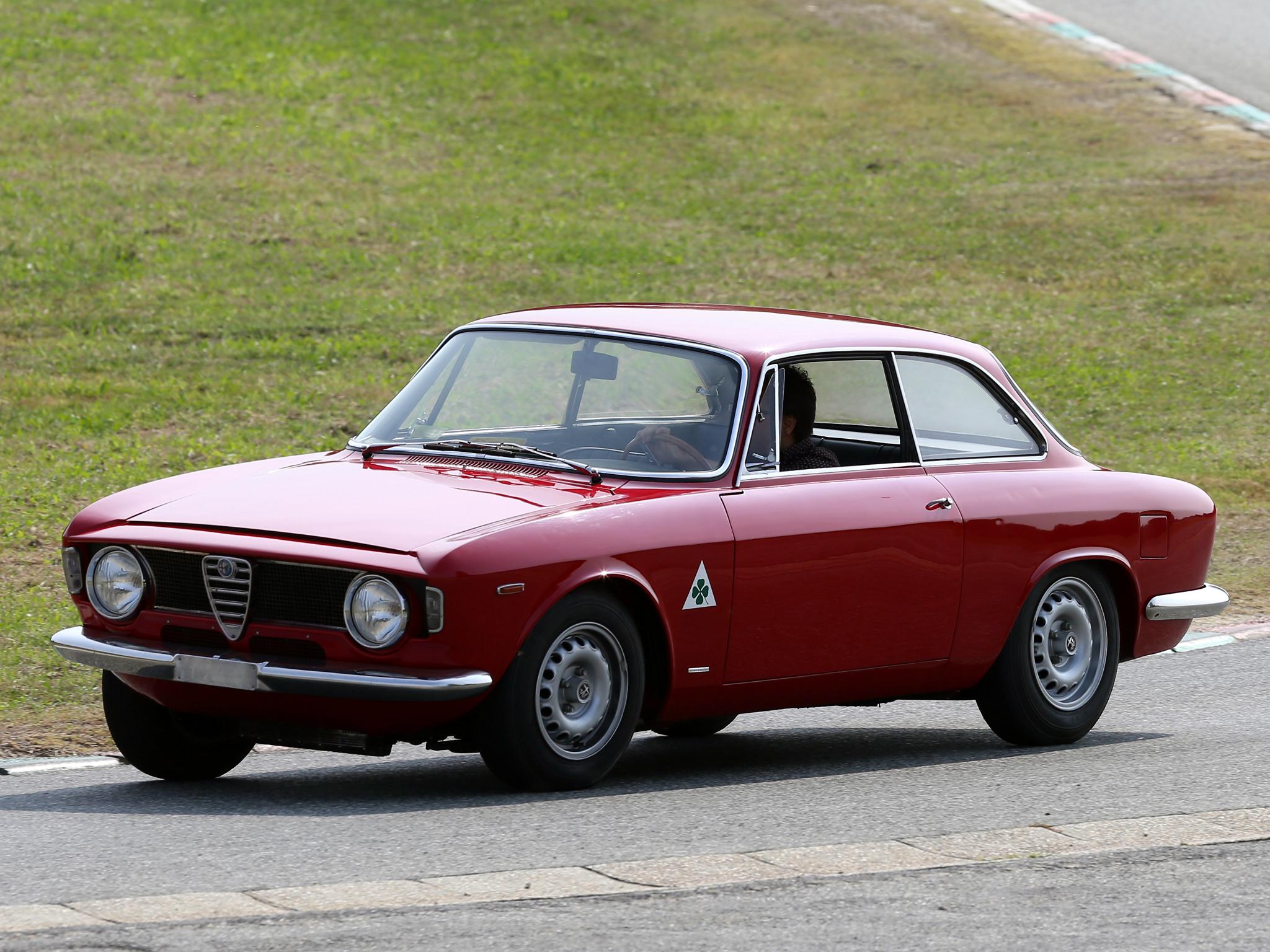 Alfa Romeo GTA Coupe 1965 - 1975 Coupe #3