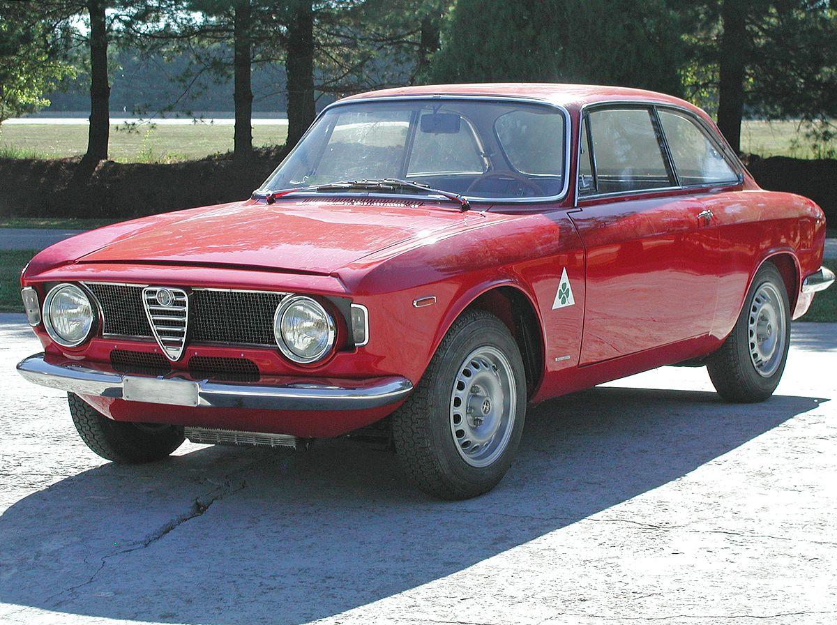 Alfa Romeo GTA Coupe 1965 - 1975 Coupe #8