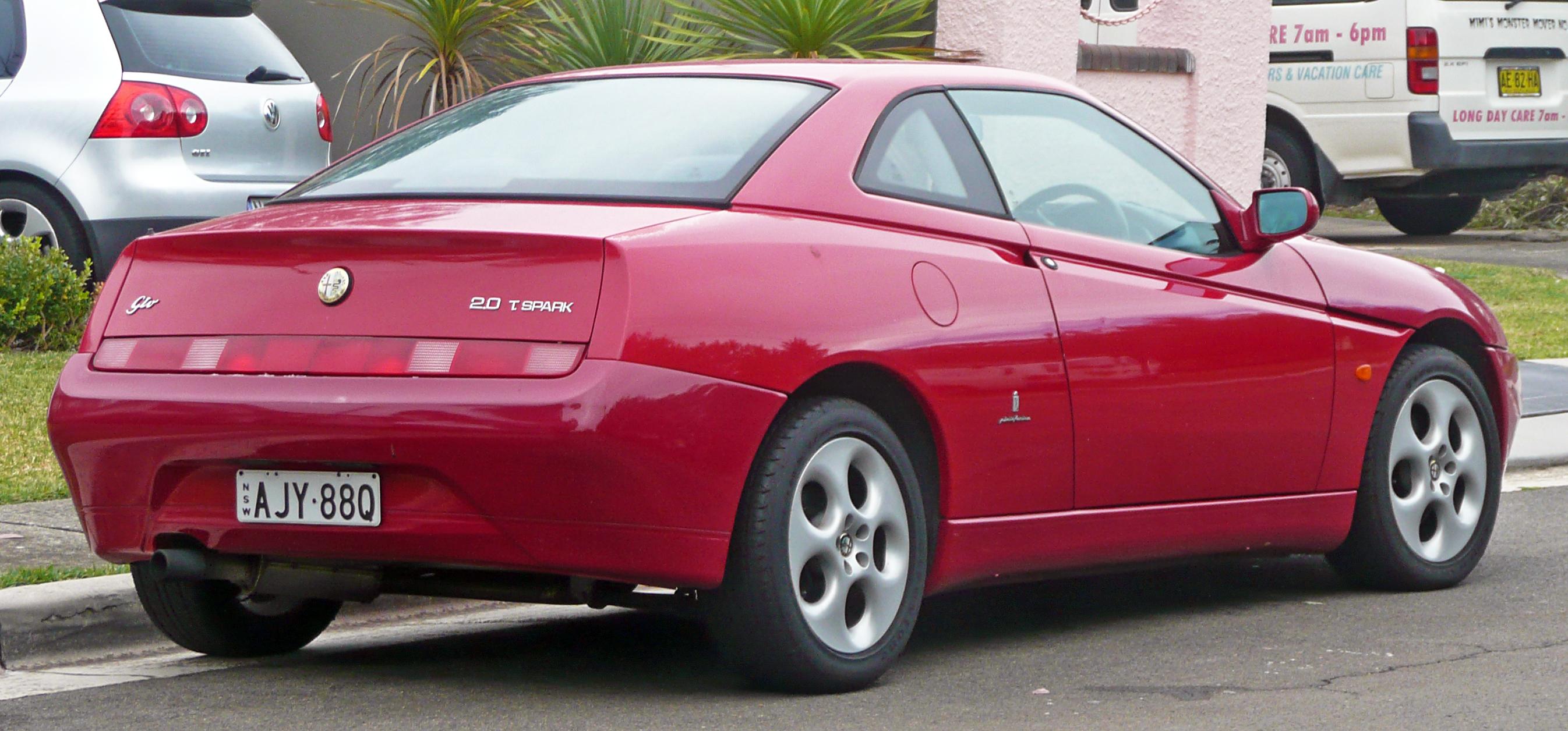 Alfa Romeo GTV 1995 - 2006 Coupe #3