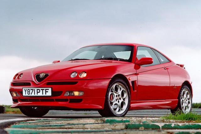 Alfa Romeo GTV 1995 - 2006 Coupe #6
