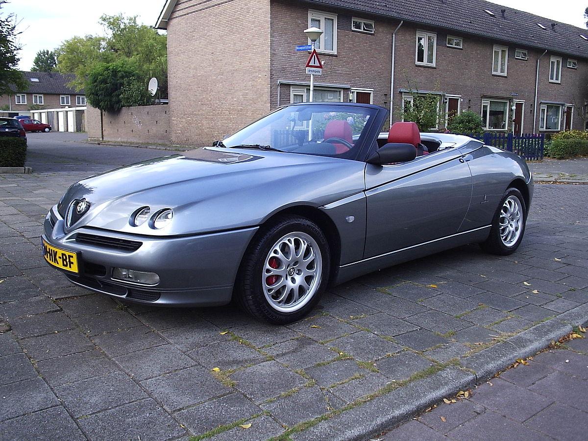 Alfa Romeo GTV 1995 - 2006 Coupe #8