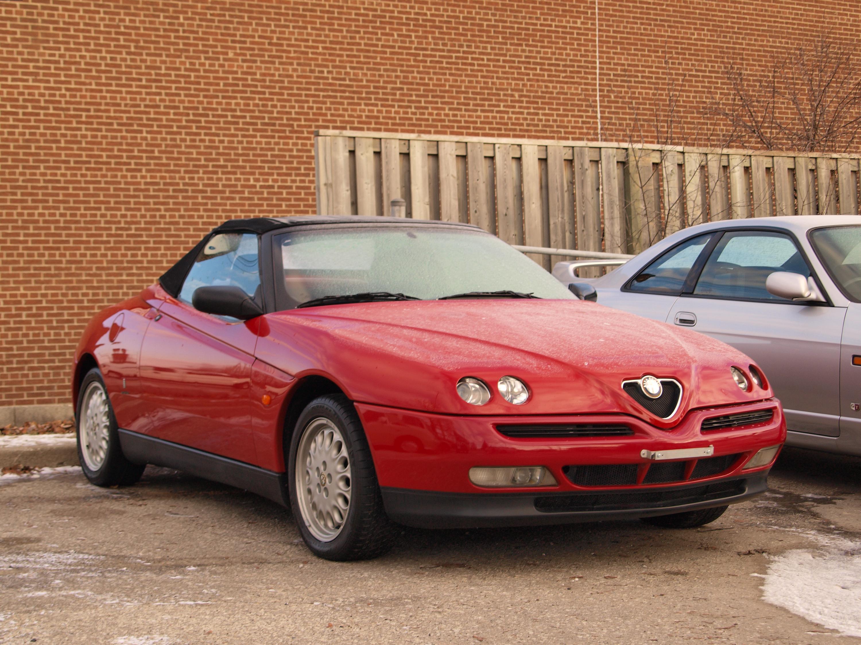 Alfa Romeo GTV 1995 - 2006 Coupe #5