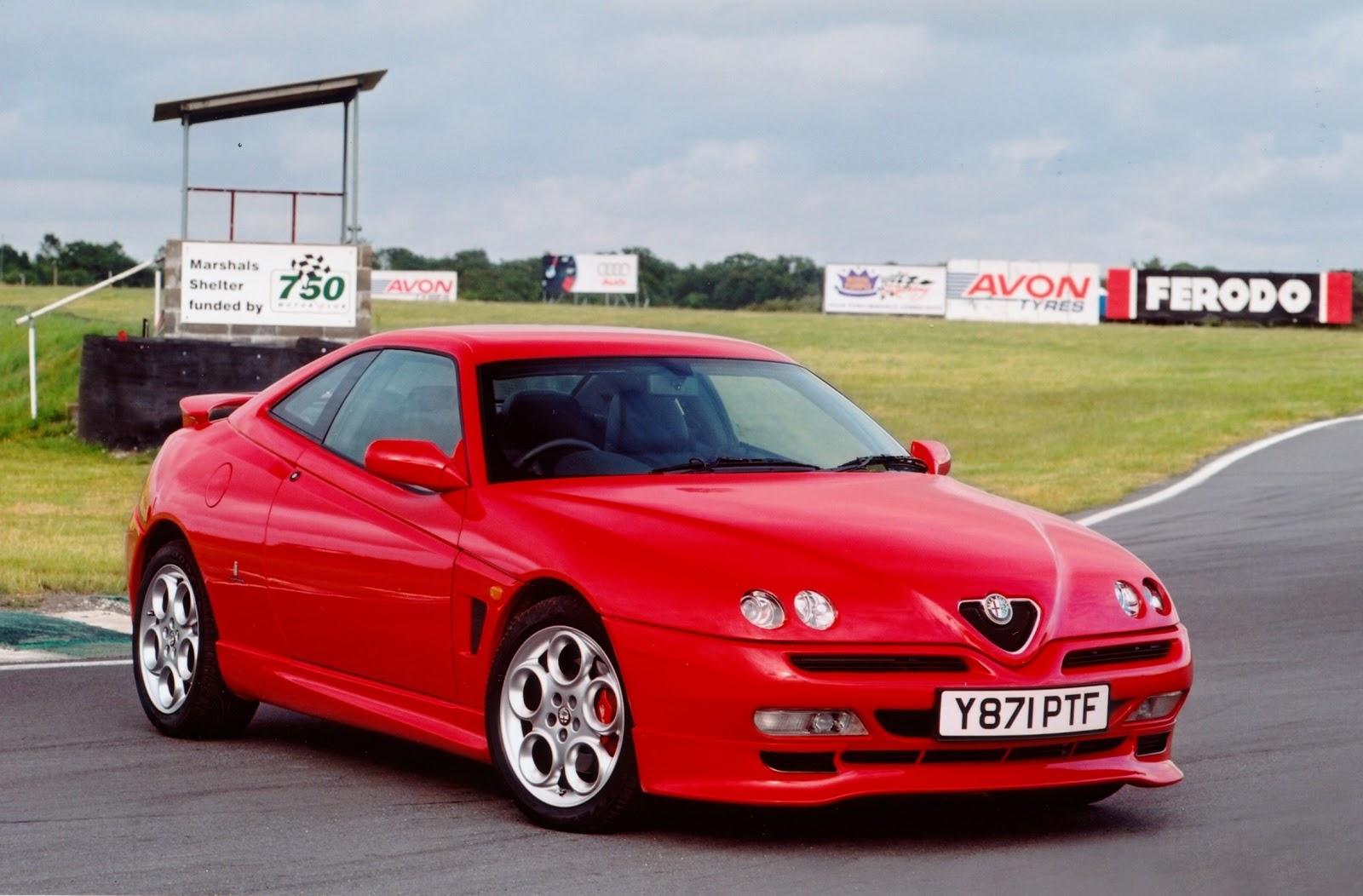 Alfa Romeo GTV 1995 - 2006 Coupe #2