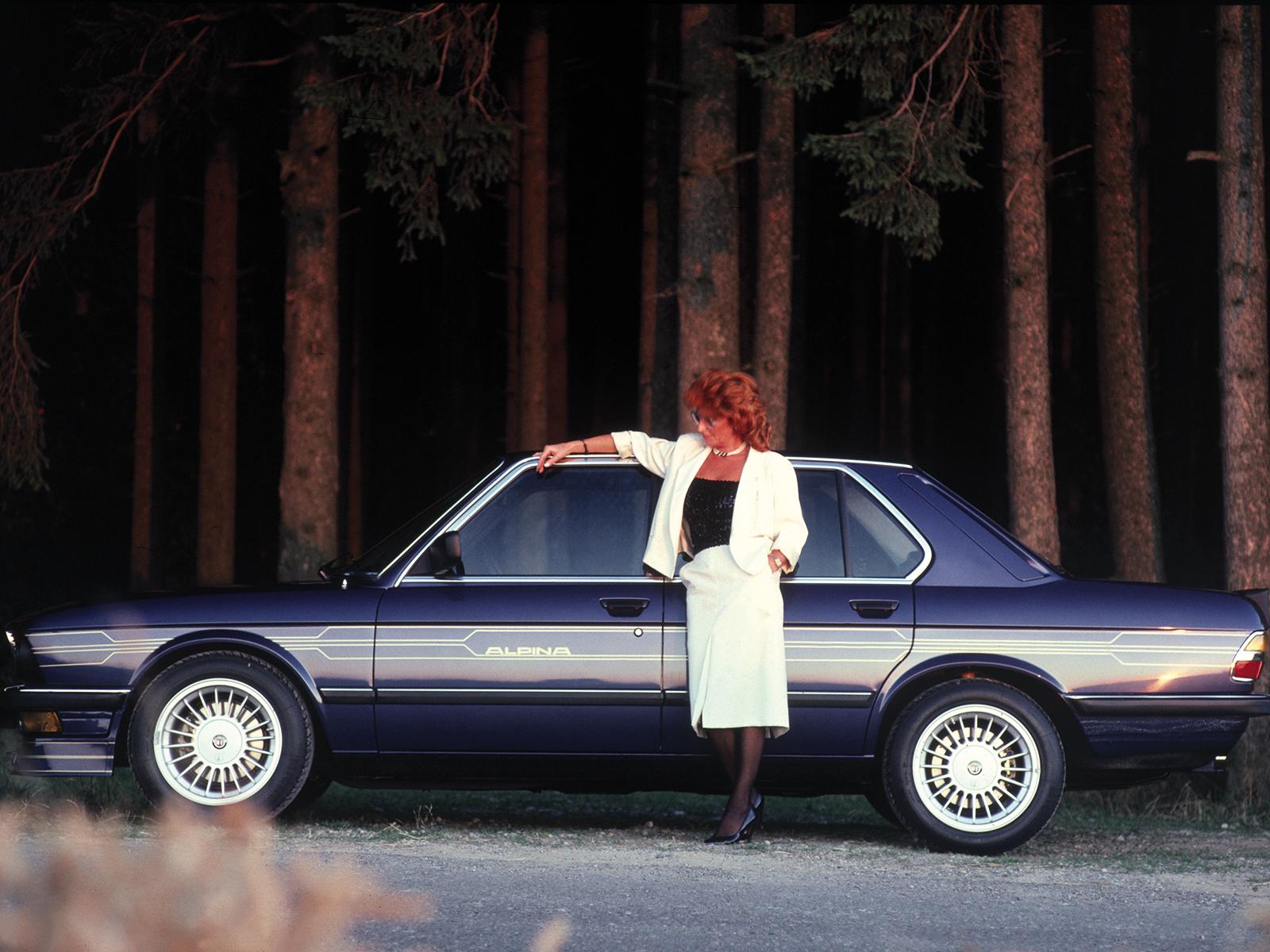 Alpina B10 E28 1984 - 1987 Sedan #1