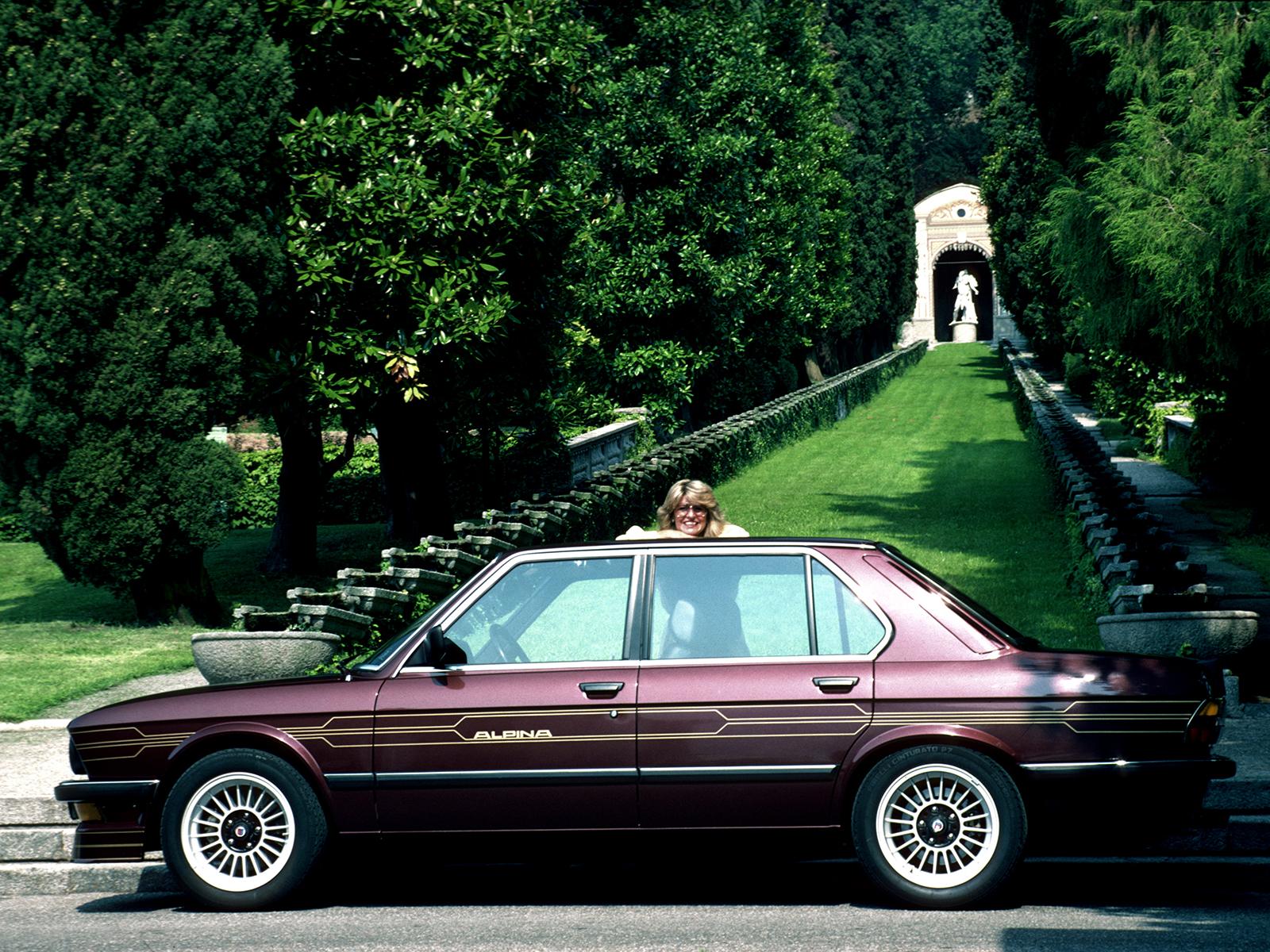 Alpina B10 E28 1984 - 1987 Sedan #3