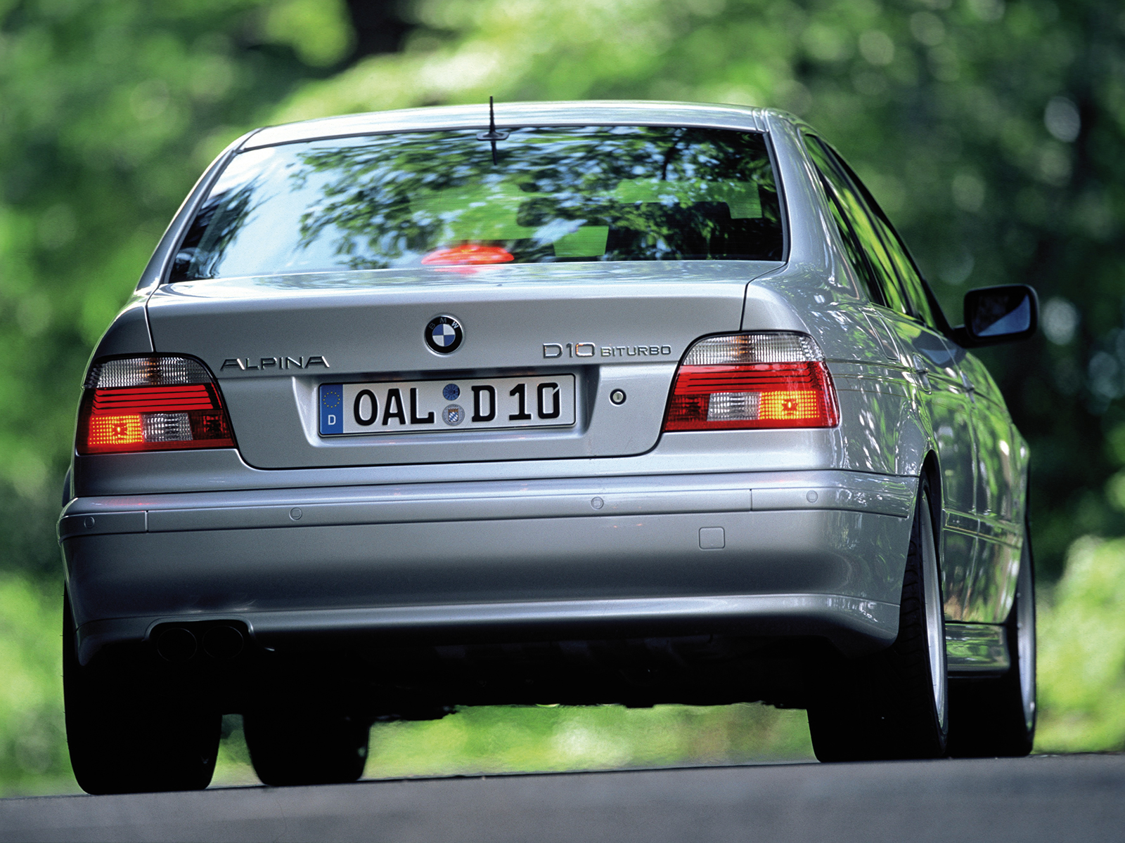Alpina D10 E39 1999 - 2003 Sedan #8