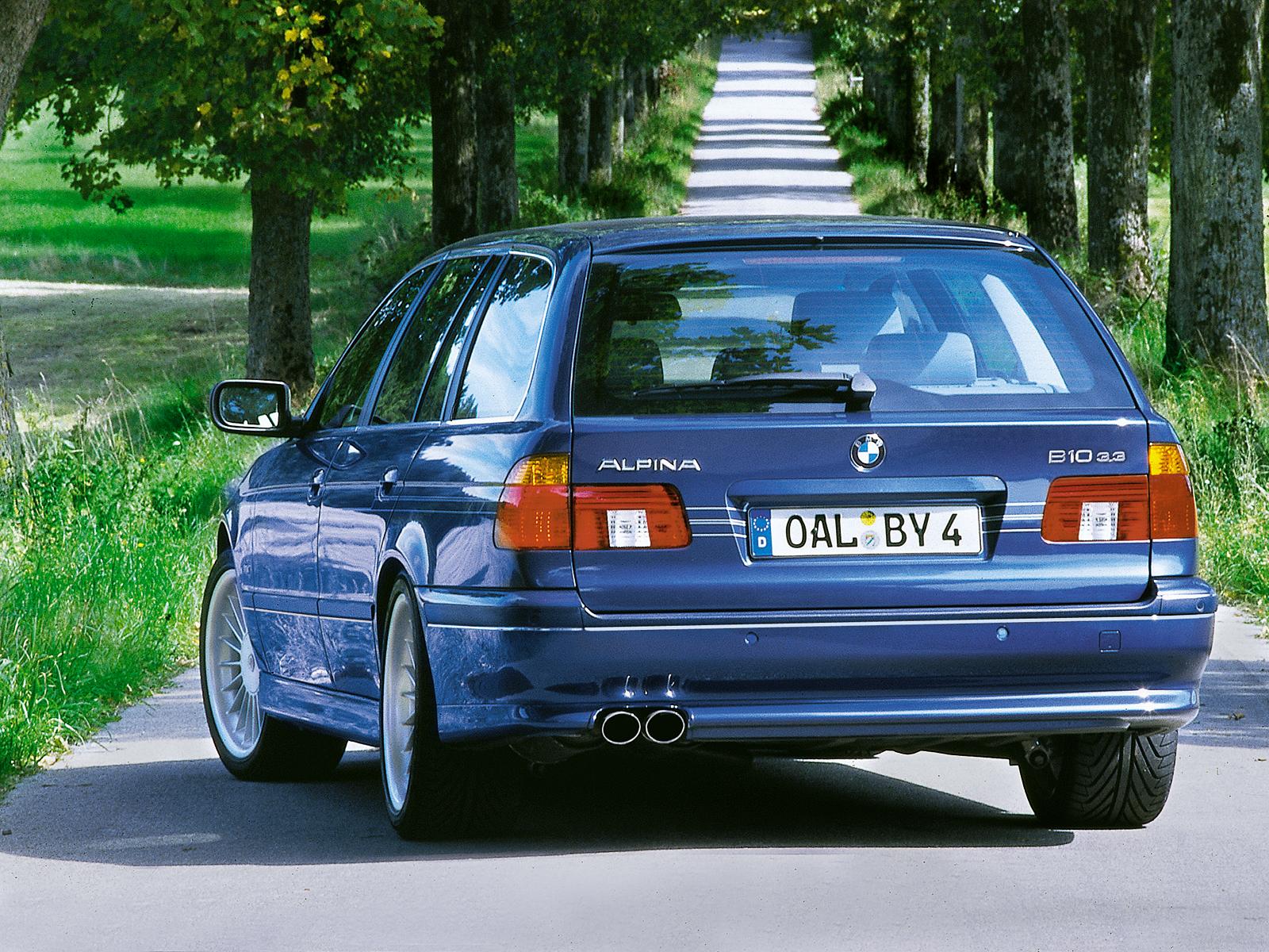 Alpina D10 E39 1999 - 2003 Sedan #5