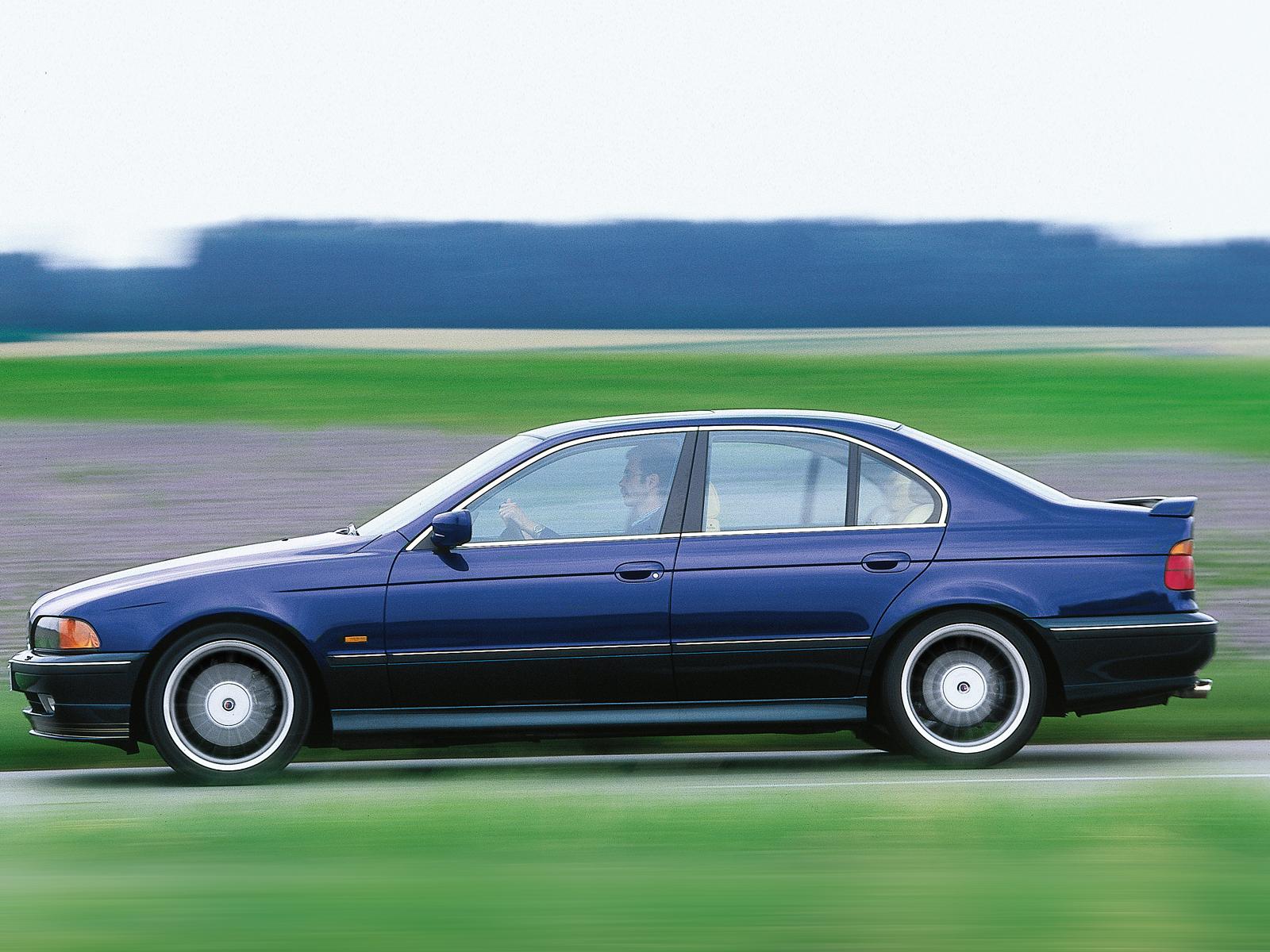Alpina D10 E39 1999 - 2003 Sedan #6