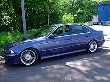 Alpina D10 E39 1999 - 2003 Sedan #4