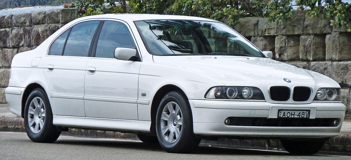 Alpina D10 E39 1999 - 2003 Sedan #3