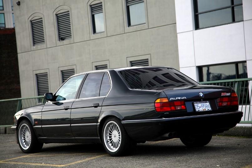 Alpina B11 E32 1987 - 1994 Sedan #8