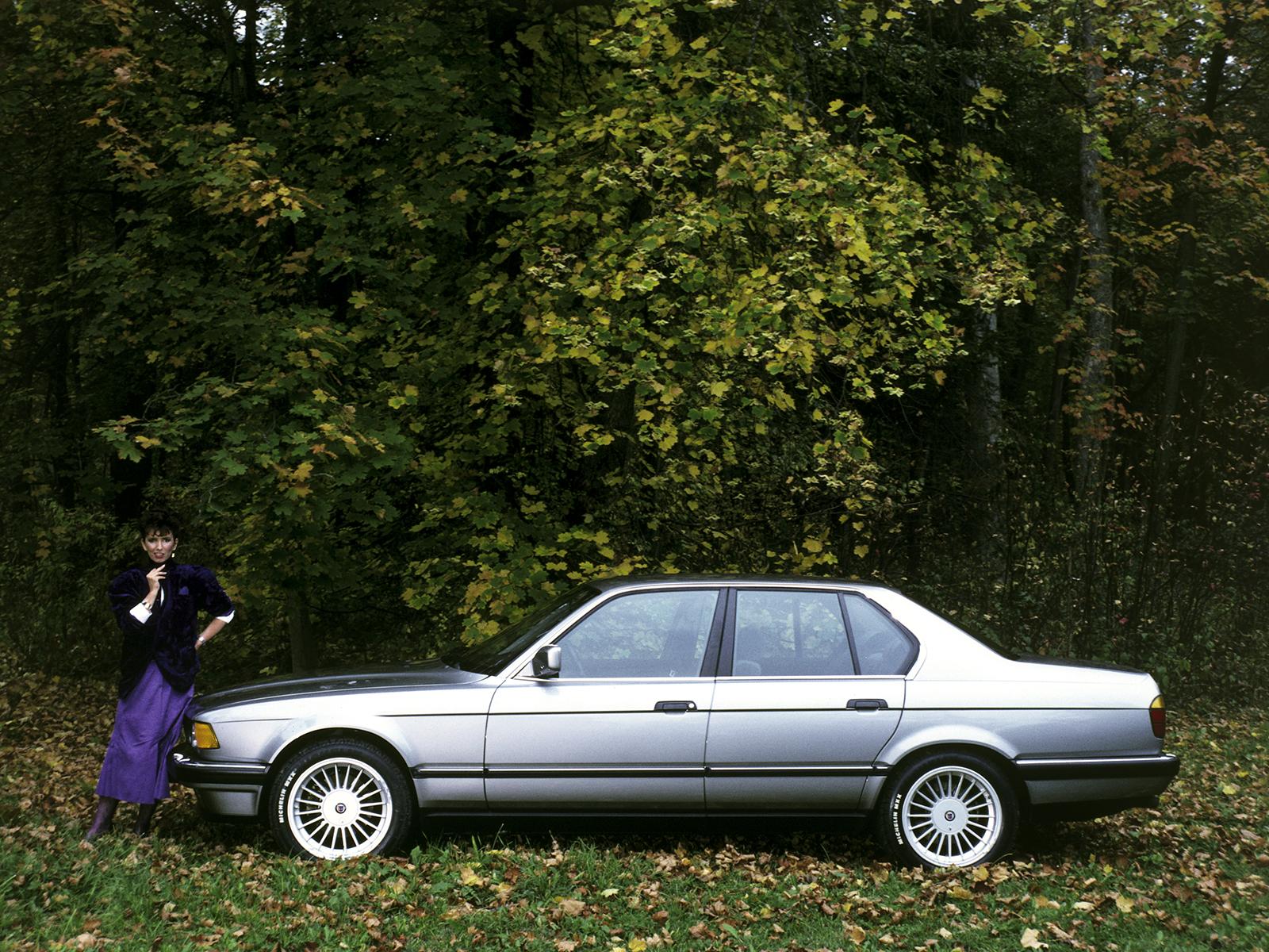 Alpina B11 E32 1987 - 1994 Sedan #5