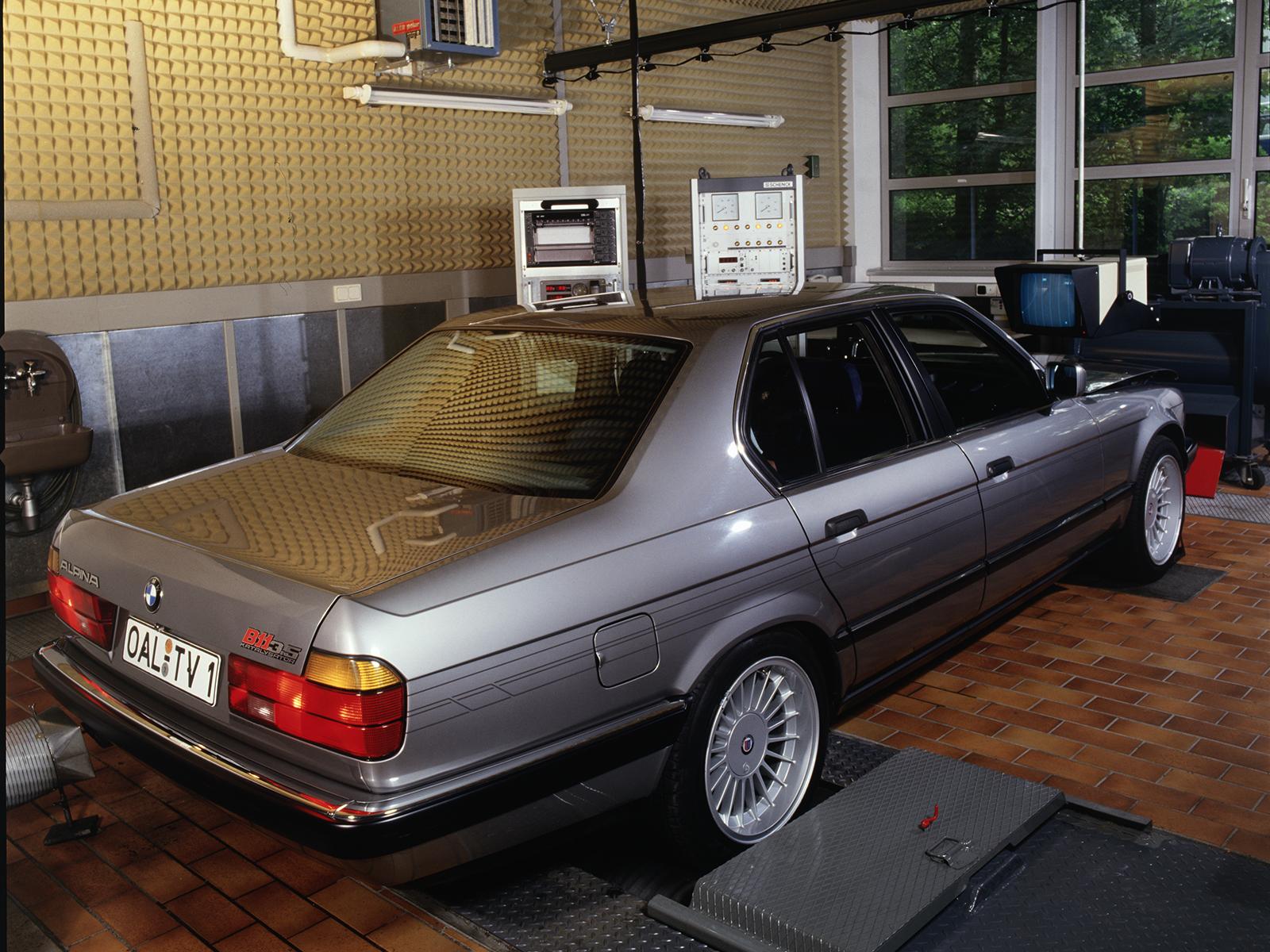 Alpina B11 E32 1987 - 1994 Sedan #7