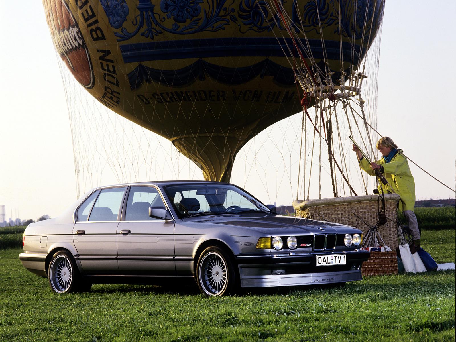 Alpina B11 E32 1987 - 1994 Sedan #6