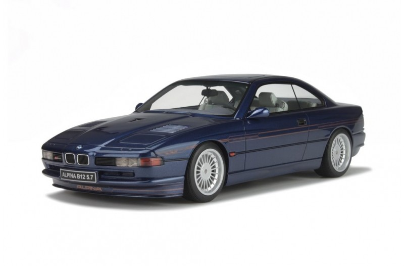 Alpina B12 E31 1990 - 1996 Coupe-Hardtop #5