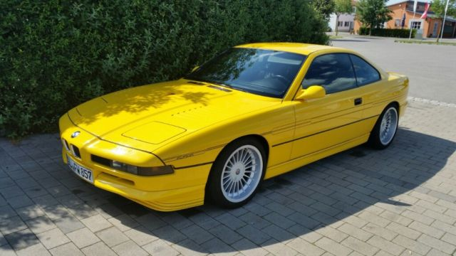 Alpina B12 E31 1990 - 1996 Coupe-Hardtop #1