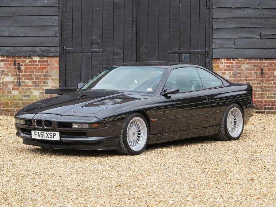 Alpina B12 E31 1990 - 1996 Coupe-Hardtop #7