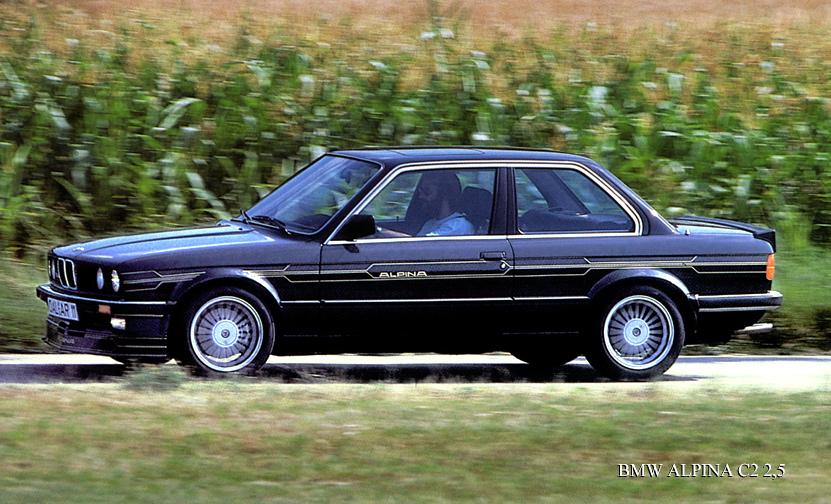 Alpina B3 E30 1987 - 1992 Cabriolet #2