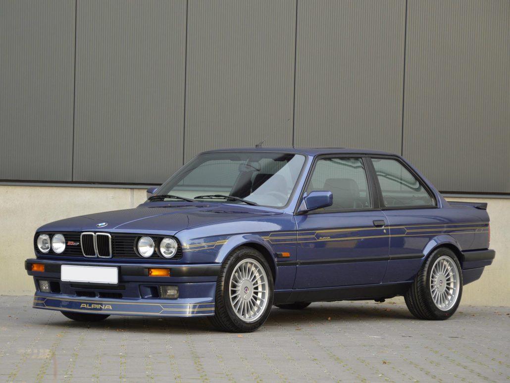 Alpina B3 E30 1987 - 1992 Cabriolet #5