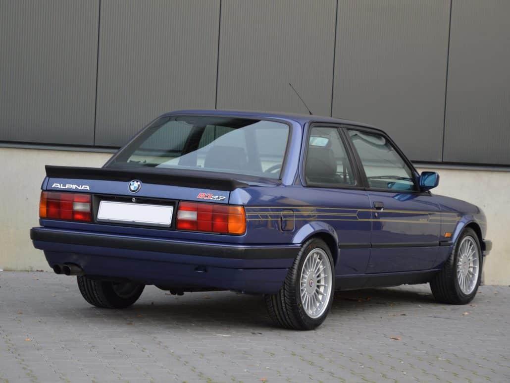 Alpina B3 E30 1987 - 1992 Cabriolet #4
