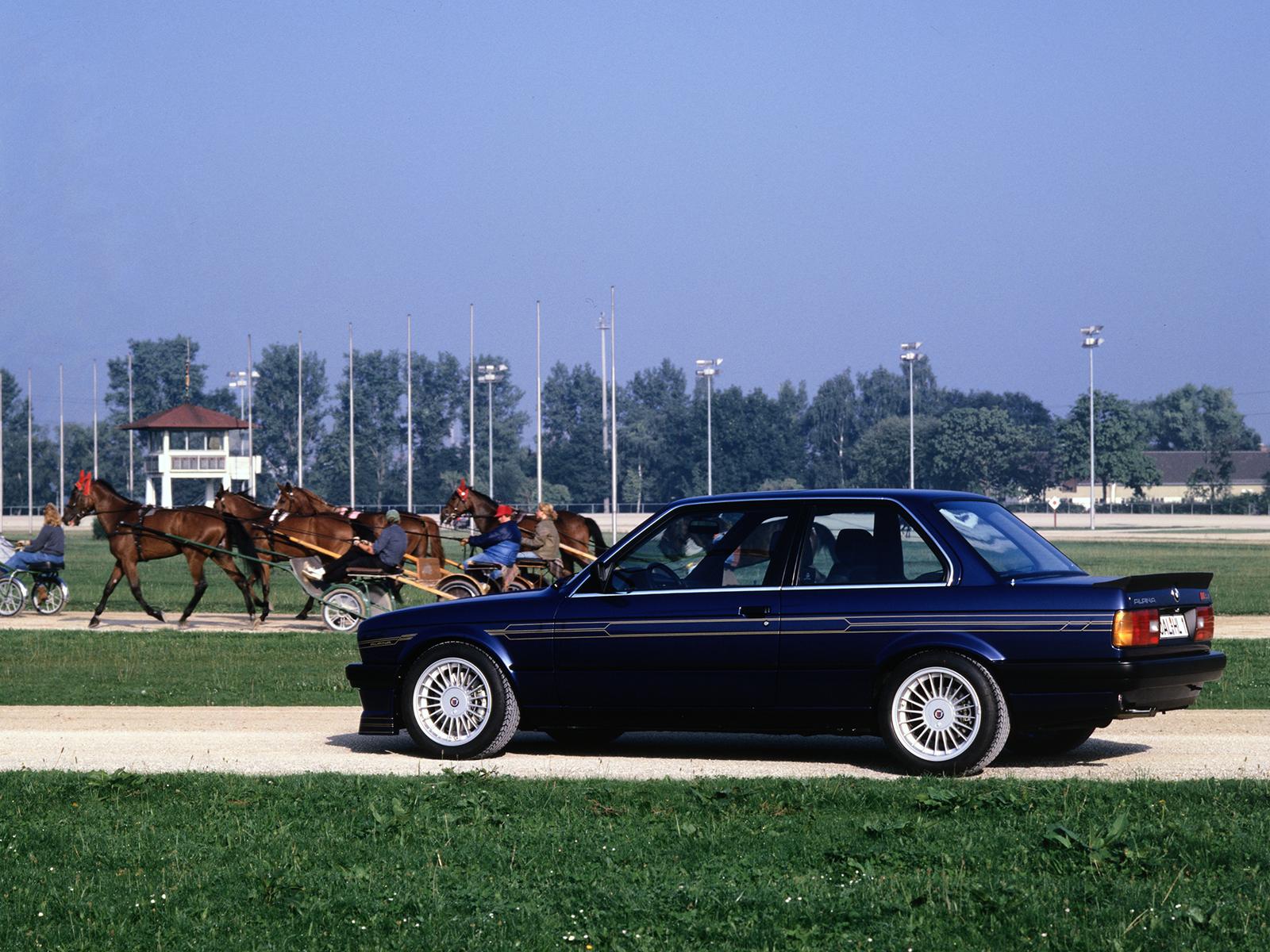 Alpina B3 E30 1987 - 1992 Cabriolet #1
