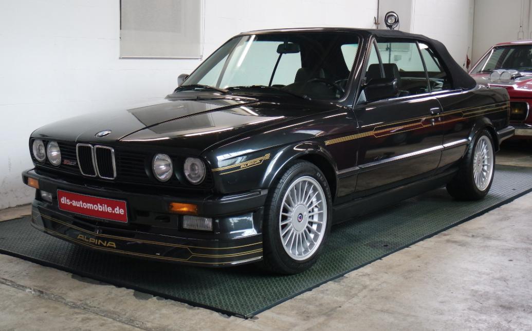 Alpina B3 E30 1987 - 1992 Cabriolet #7