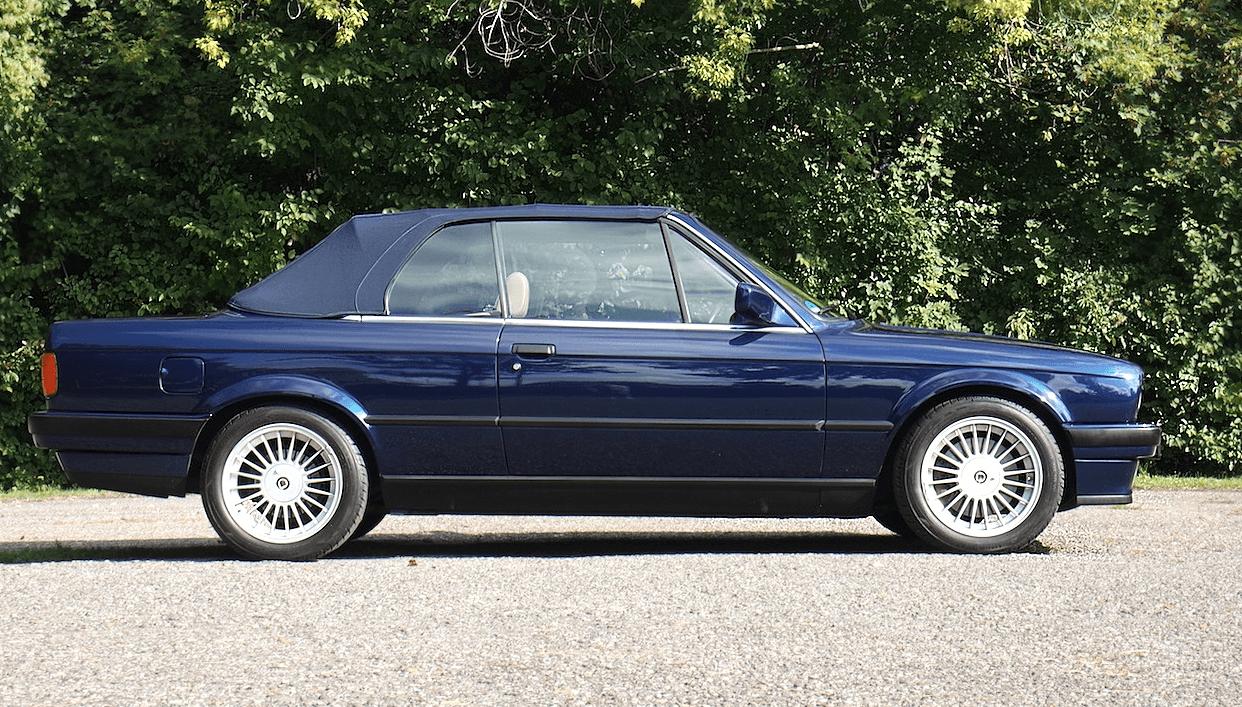 Alpina B3 E30 1987 - 1992 Cabriolet #6