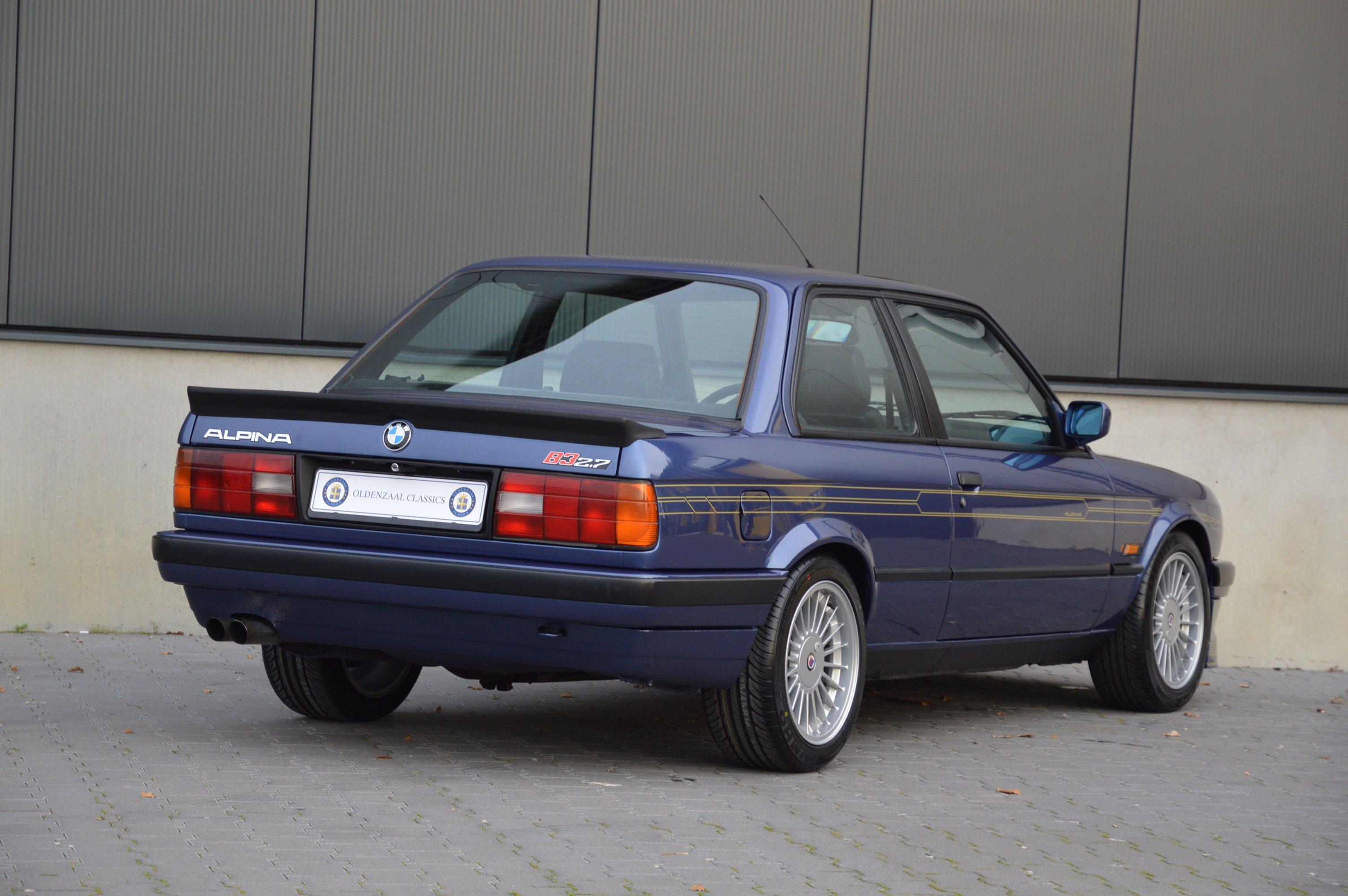 Alpina B3 E30 1987 - 1992 Sedan #3