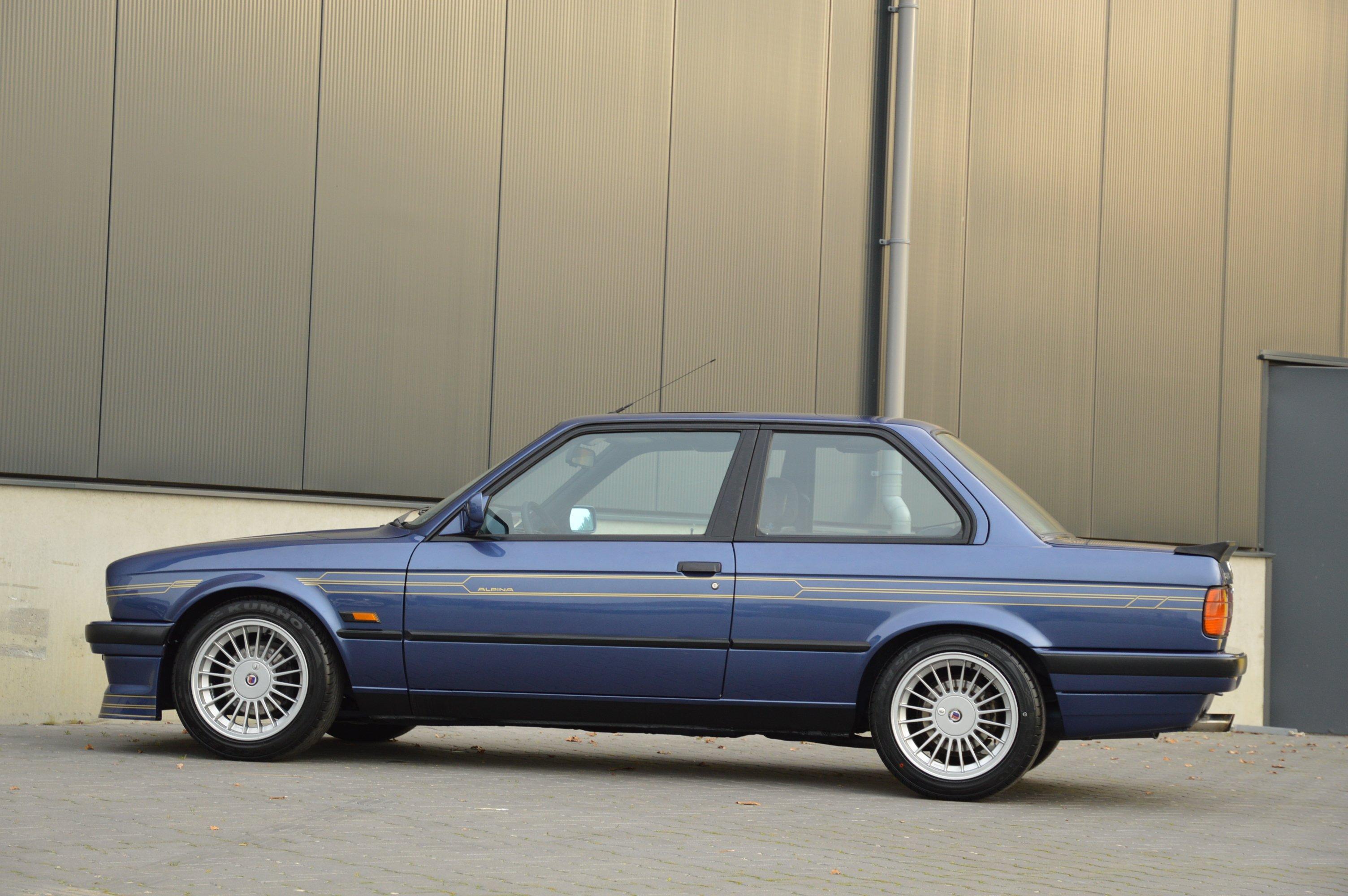 Alpina B3 E30 1987 - 1992 Sedan #2
