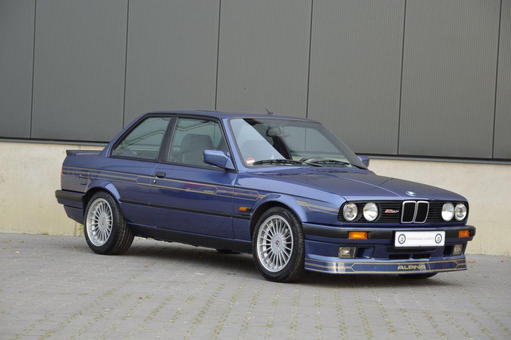 Alpina B3 E30 1987 - 1992 Sedan #8