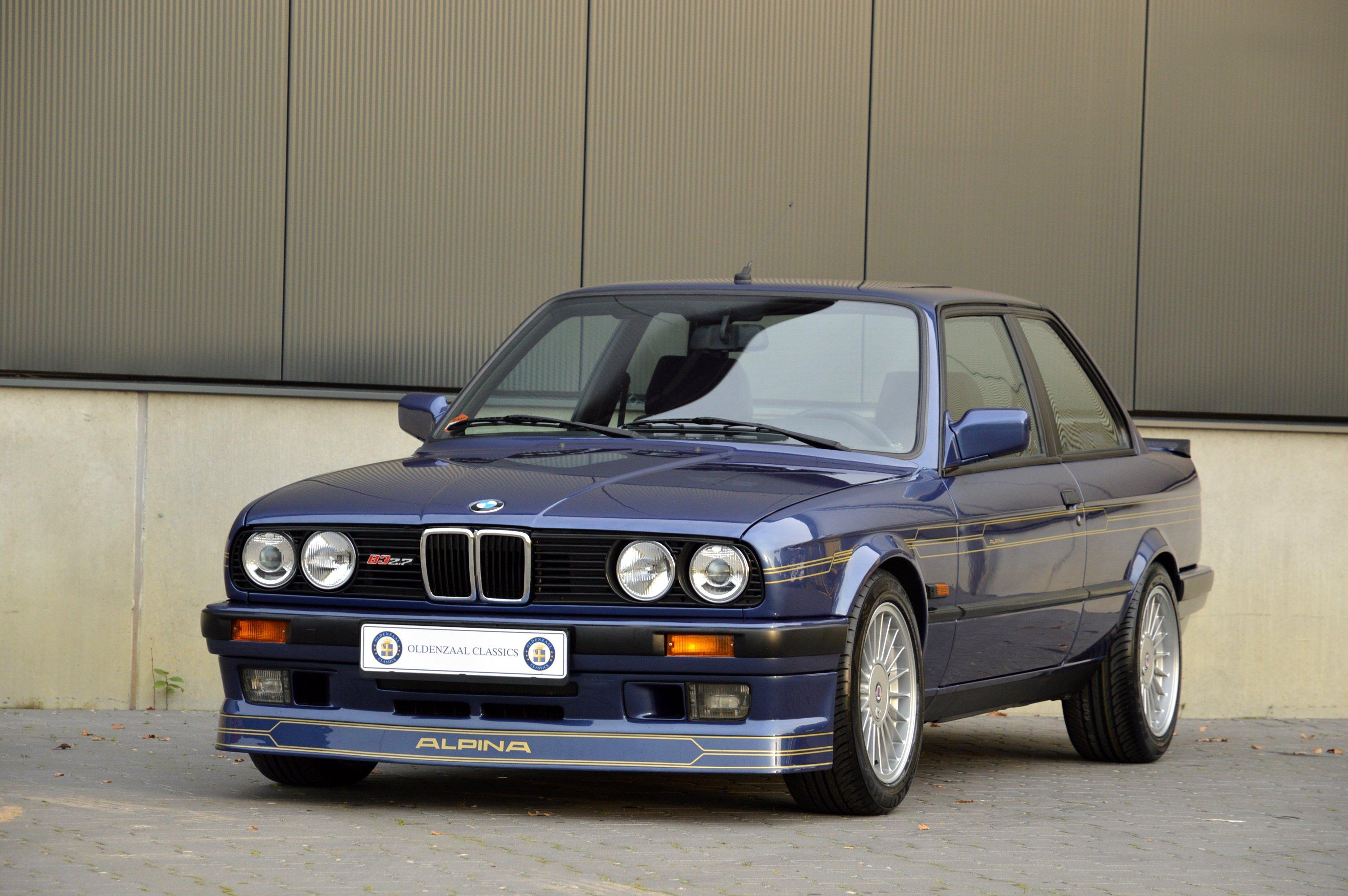 Alpina B3 E30 1987 - 1992 Sedan #4