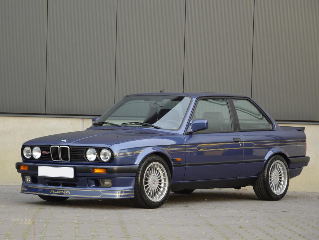 Alpina B3 E30 1987 - 1992 Coupe #8