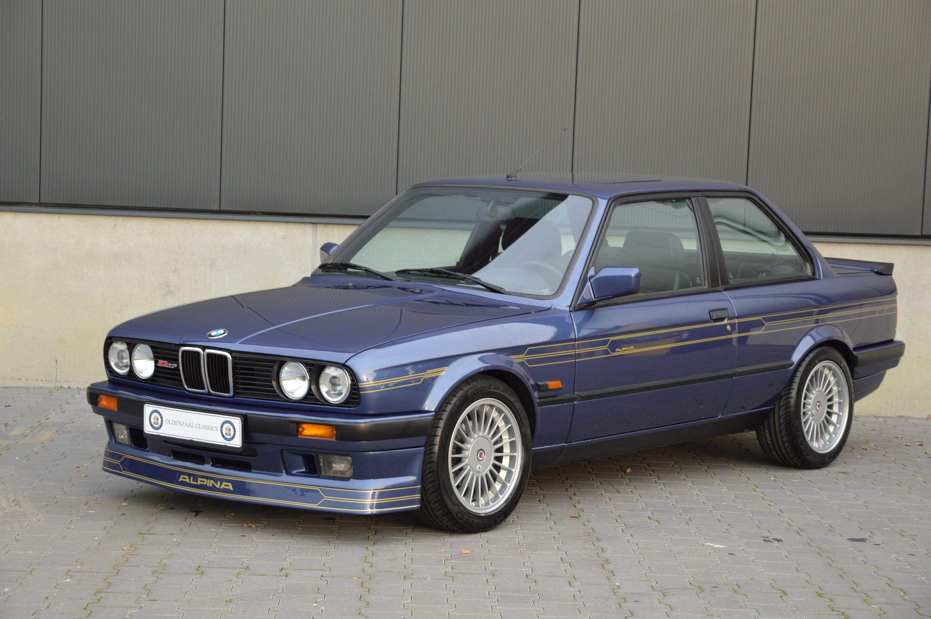 Alpina B3 E30 1987 - 1992 Sedan #6