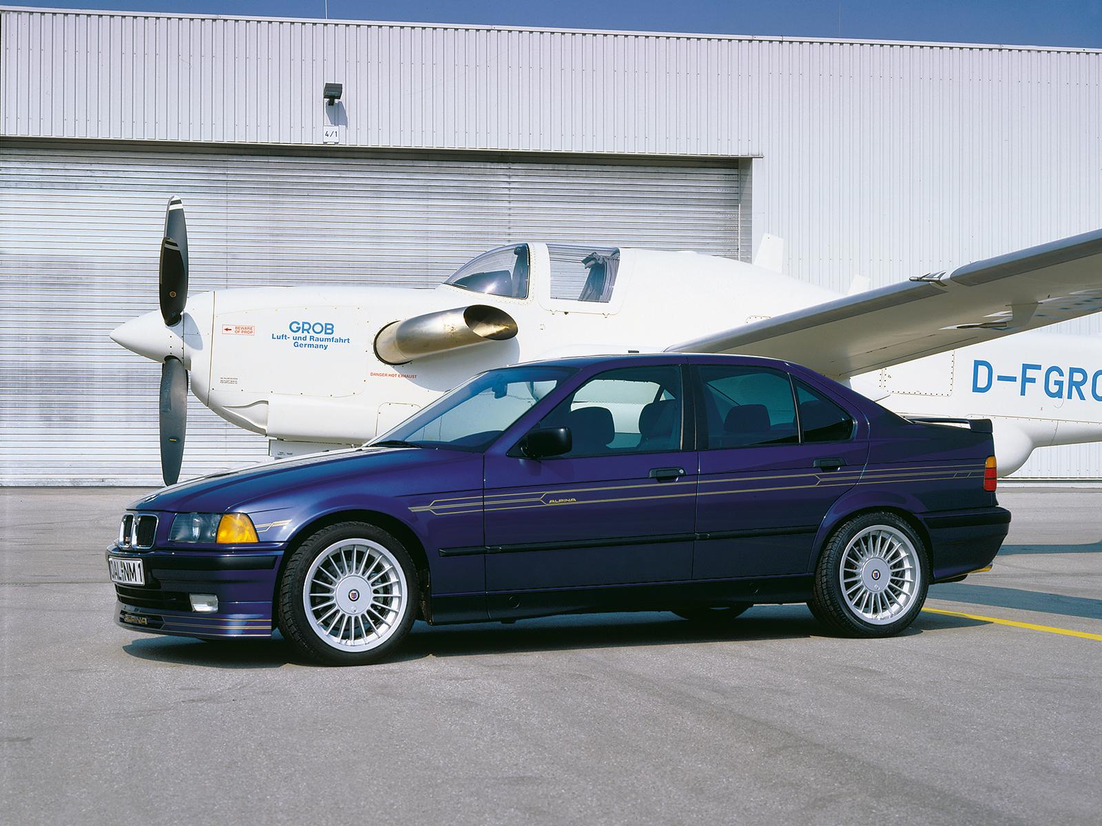 Alpina B3 E36 1993 - 1999 Cabriolet #5