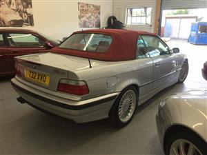 Alpina B3 E36 1993 - 1999 Cabriolet #2
