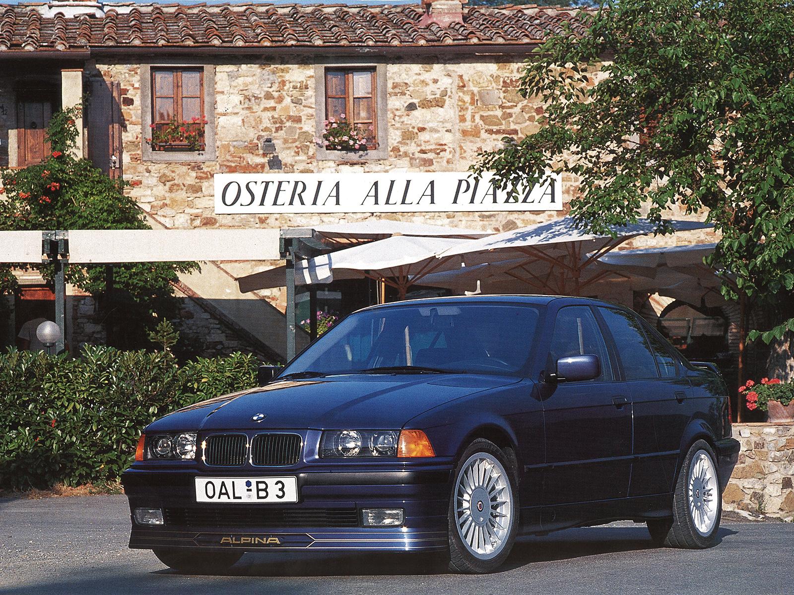 Alpina B3 E36 1993 - 1999 Sedan #5