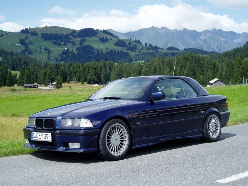 Alpina B3 E36 1993 - 1999 Cabriolet #6