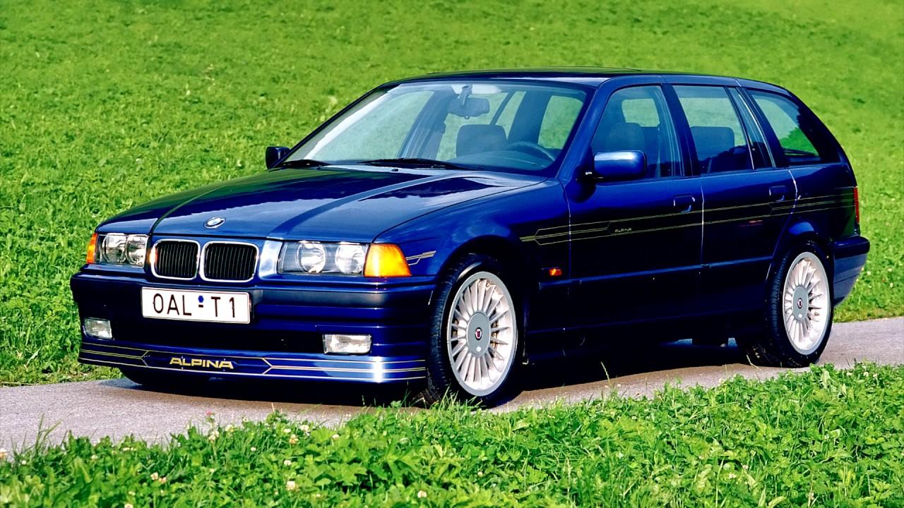 Alpina B3 E36 1993 - 1999 Sedan #7