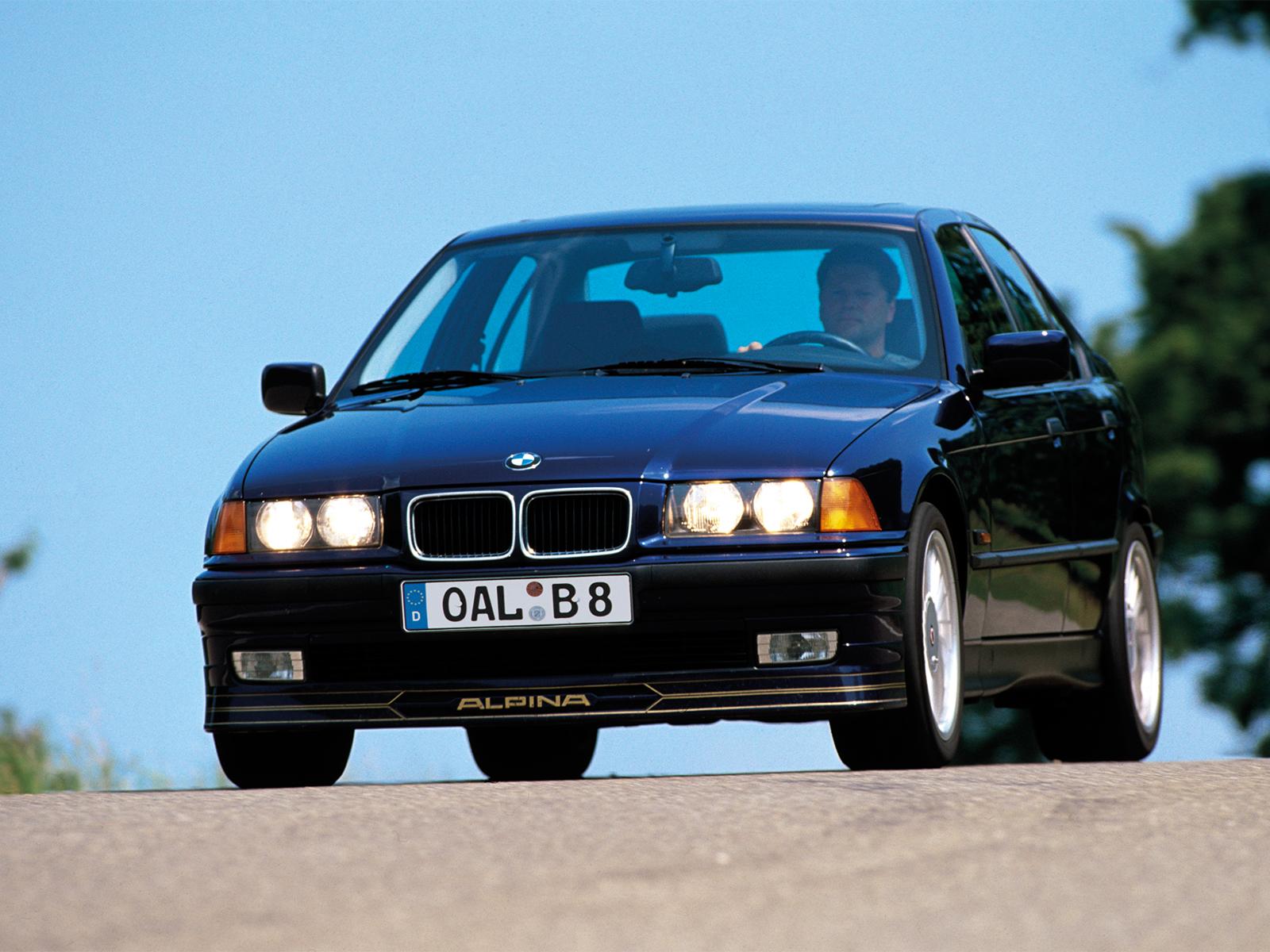Alpina B8 E36 1993 - 1998 Coupe #7