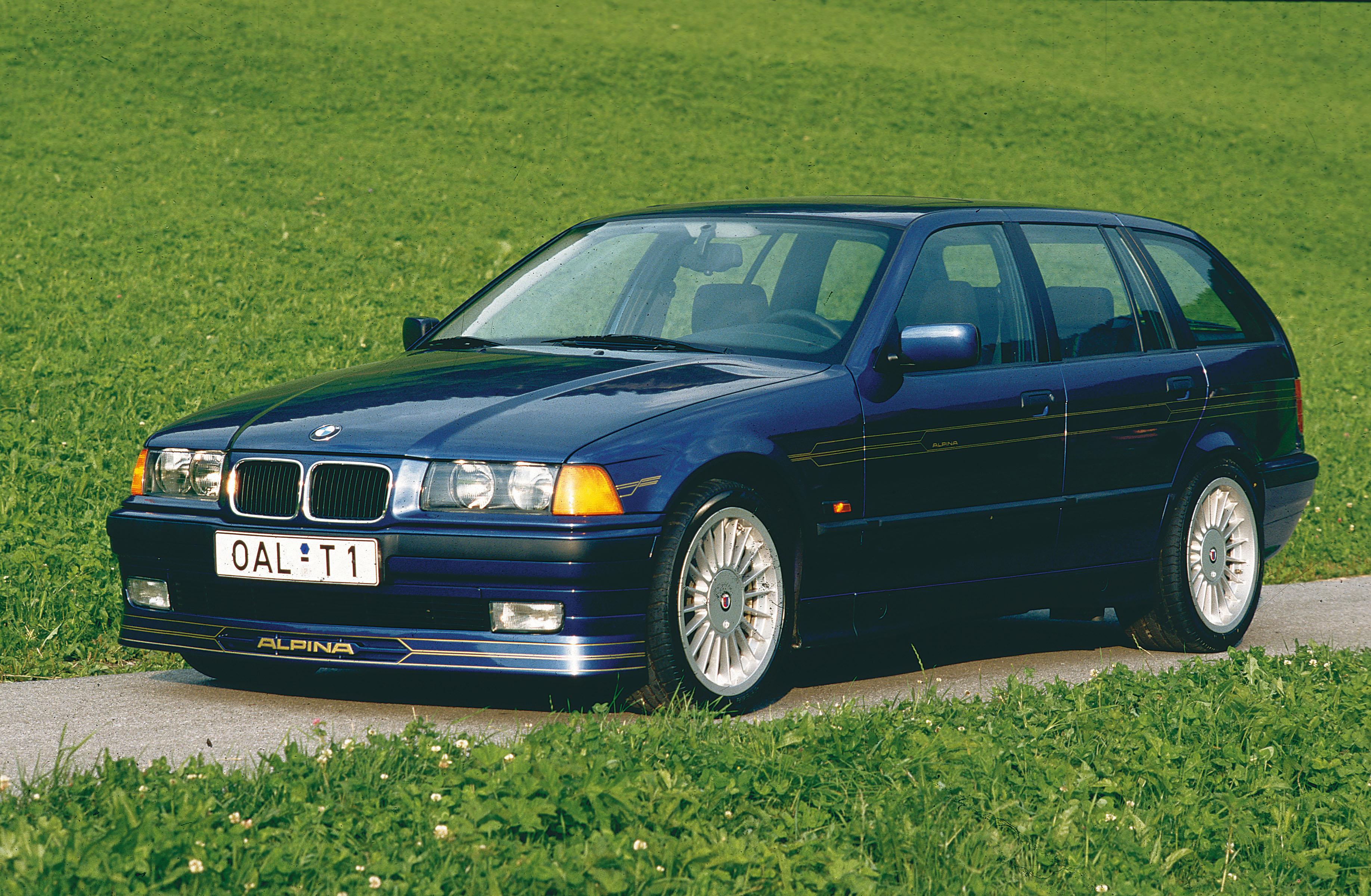 Alpina B3 E36 1993 - 1999 Sedan #4