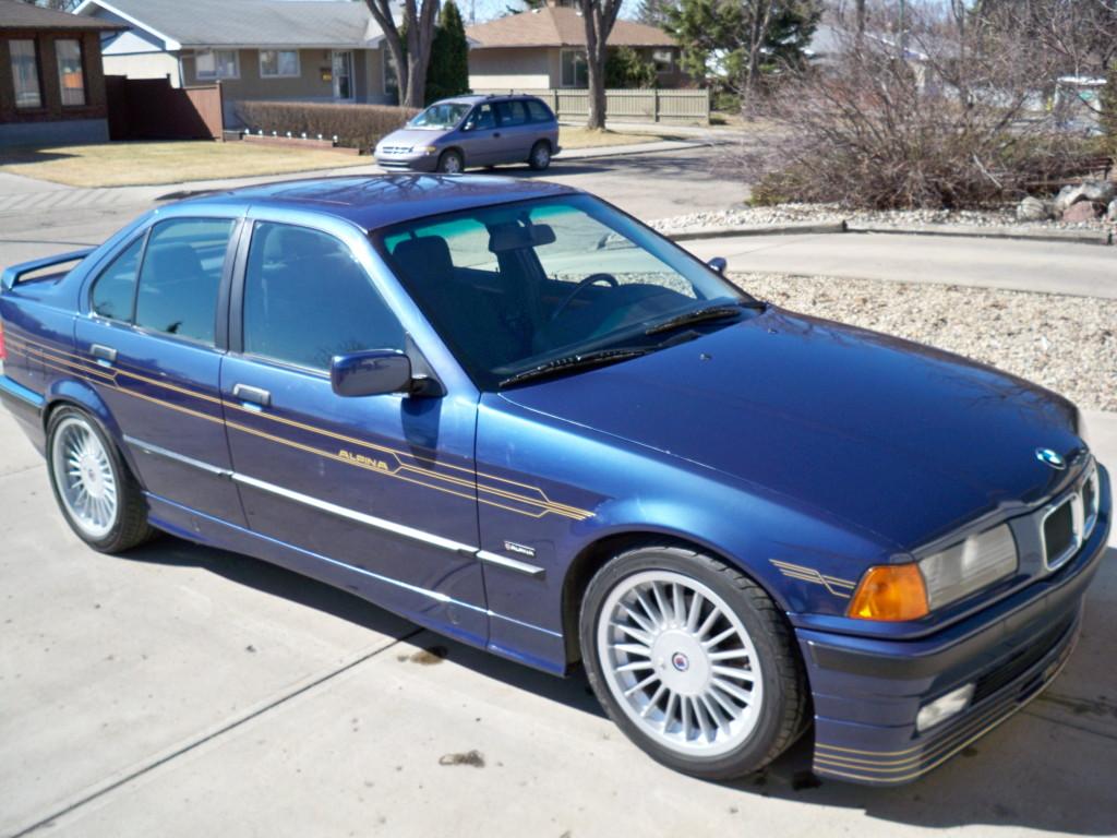 Alpina B3 E36 1993 - 1999 Sedan #3