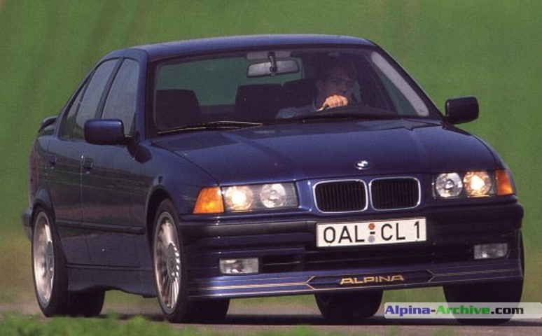 Alpina B3 E36 1993 - 1999 Sedan #2