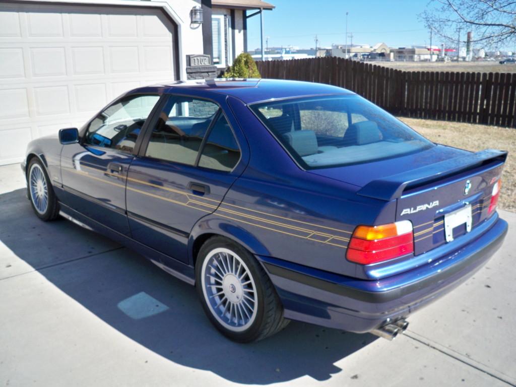 Alpina B3 E36 1993 - 1999 Sedan #1