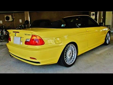 Alpina B3 E46 1999 - 2006 Cabriolet #7